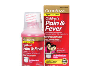 Pain & fever